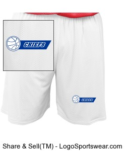 Mens Mesh Short by Russell Athletic Design Zoom